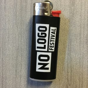 briquet no logo