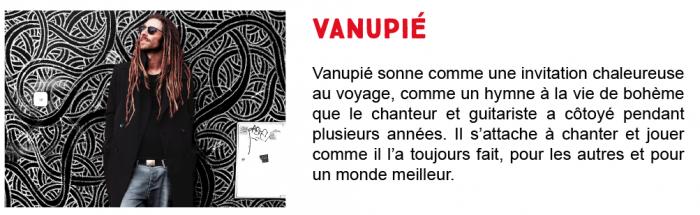 vanupié