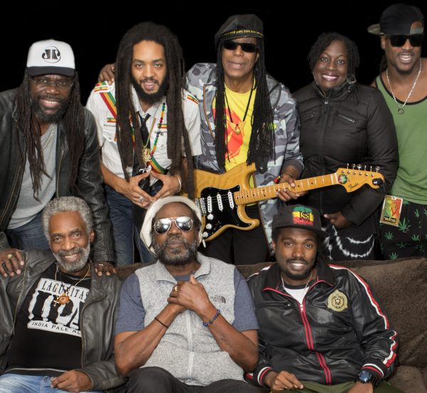 Focus sur… The Wailers